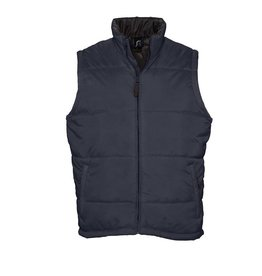 Sol's BODYWARMER 'Warm' navy