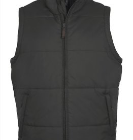 Sol's BODYWARMER 'Warm' antraciet