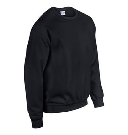 Gildan SWEATER  'heavy blend' zwart
