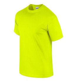 Gildan T-SHIRT heavy basic neongeel