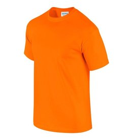 Gildan T-SHIRT heavy basic neonoranje