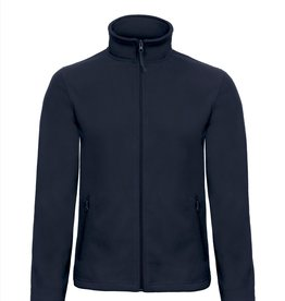 B&C FLEECE VEST budget navy