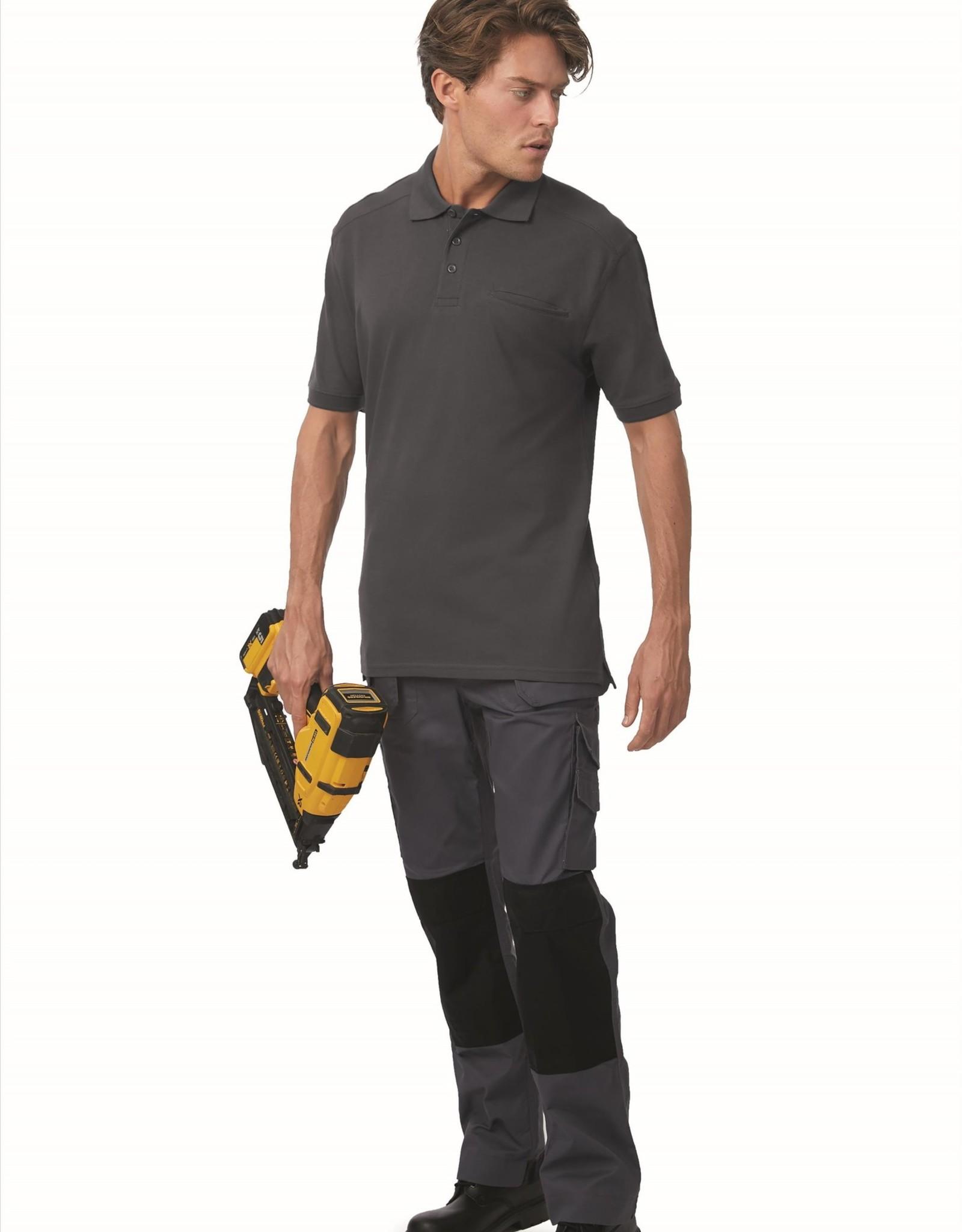 B&C Workwear POLOSHIRT katoen navy