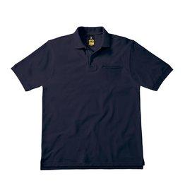 B&C Workwear POLOSHIRT polycotton navy