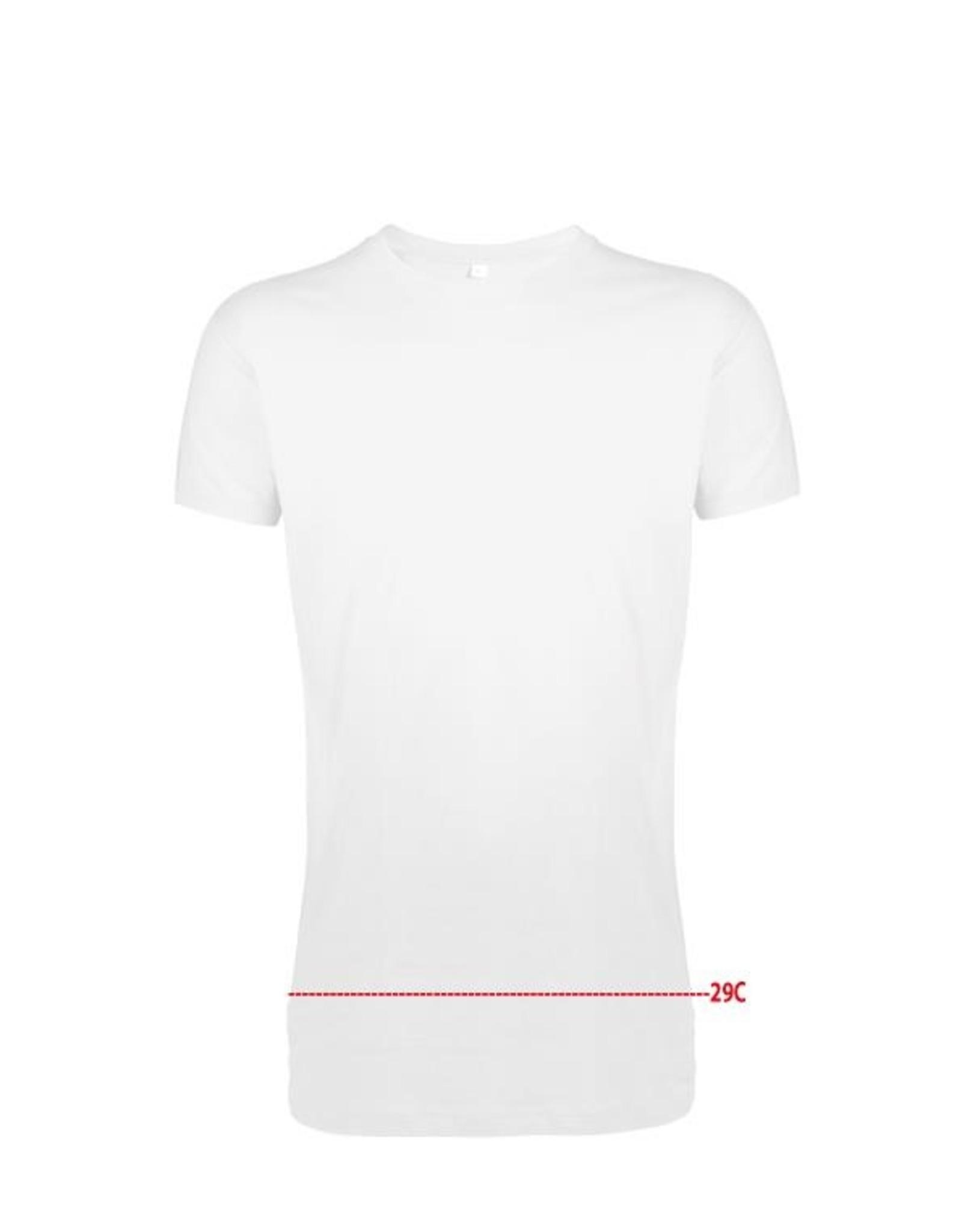 Logostar T-SHIRT basic extra lang wit
