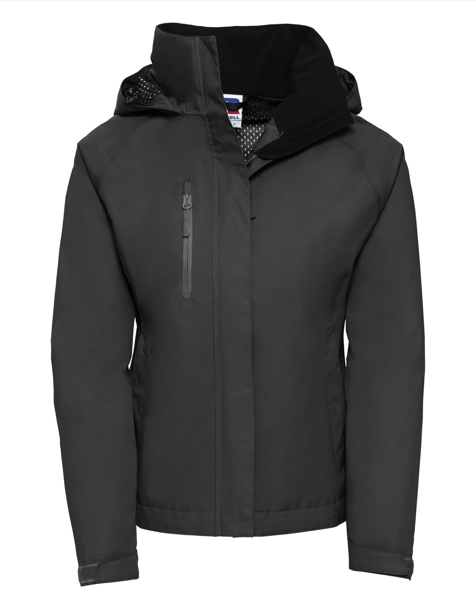 Russell DAMES JACK Soft shell antraciet