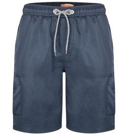 Kam Jeans ZWEM SHORT navy