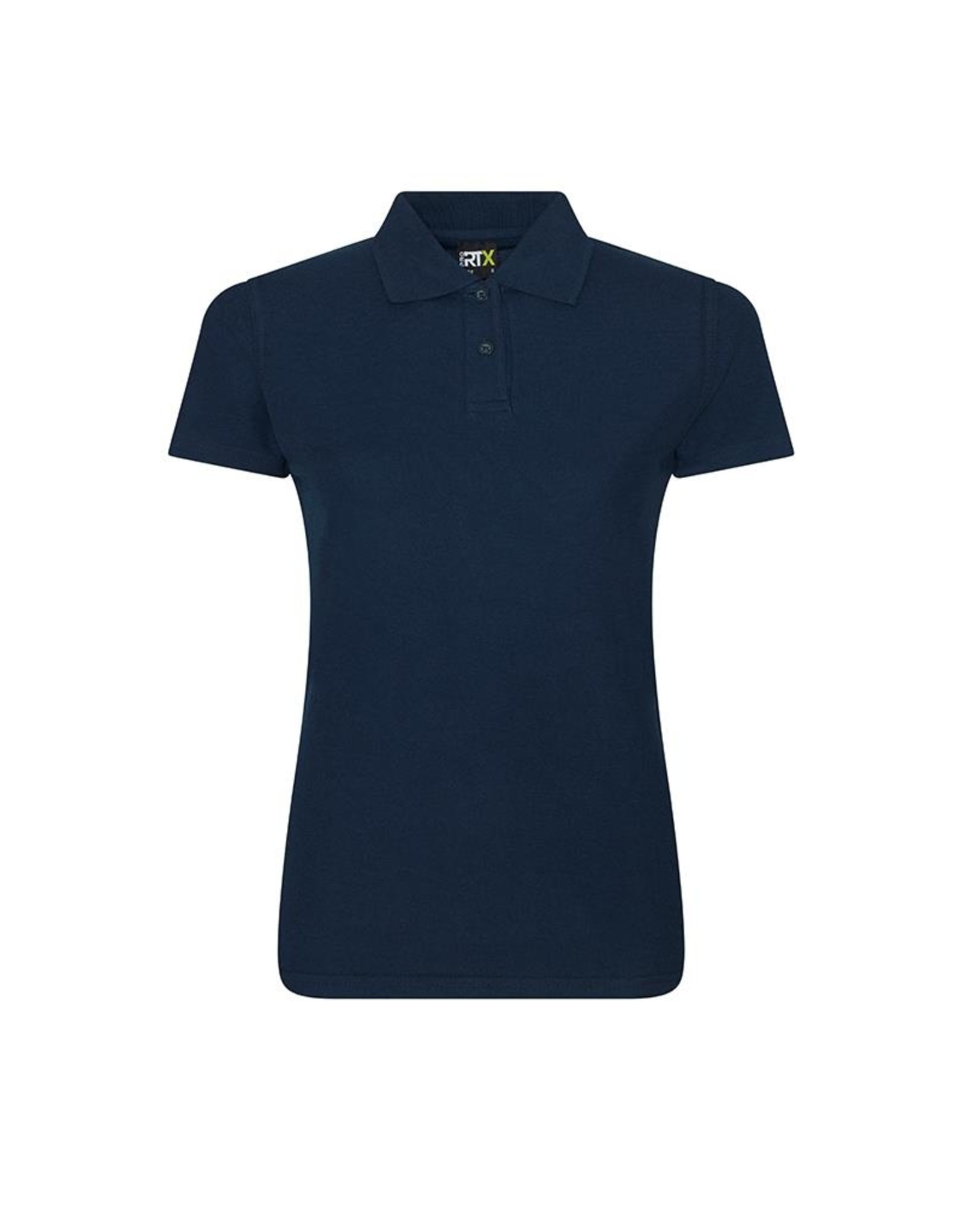 Pro RTX Dames POLOSHIRT piqué workwear navy
