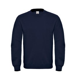 B&C Basic SWEATSHIRT navy