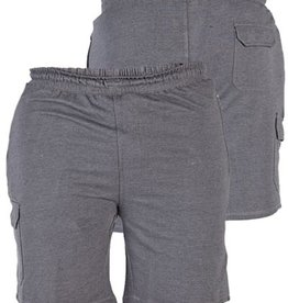 Rockford Heren JOGGING SHORT 'John' grijs