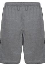Kam Jeans Basic JOGGING / VRIJETIJDS SHORT antraciet