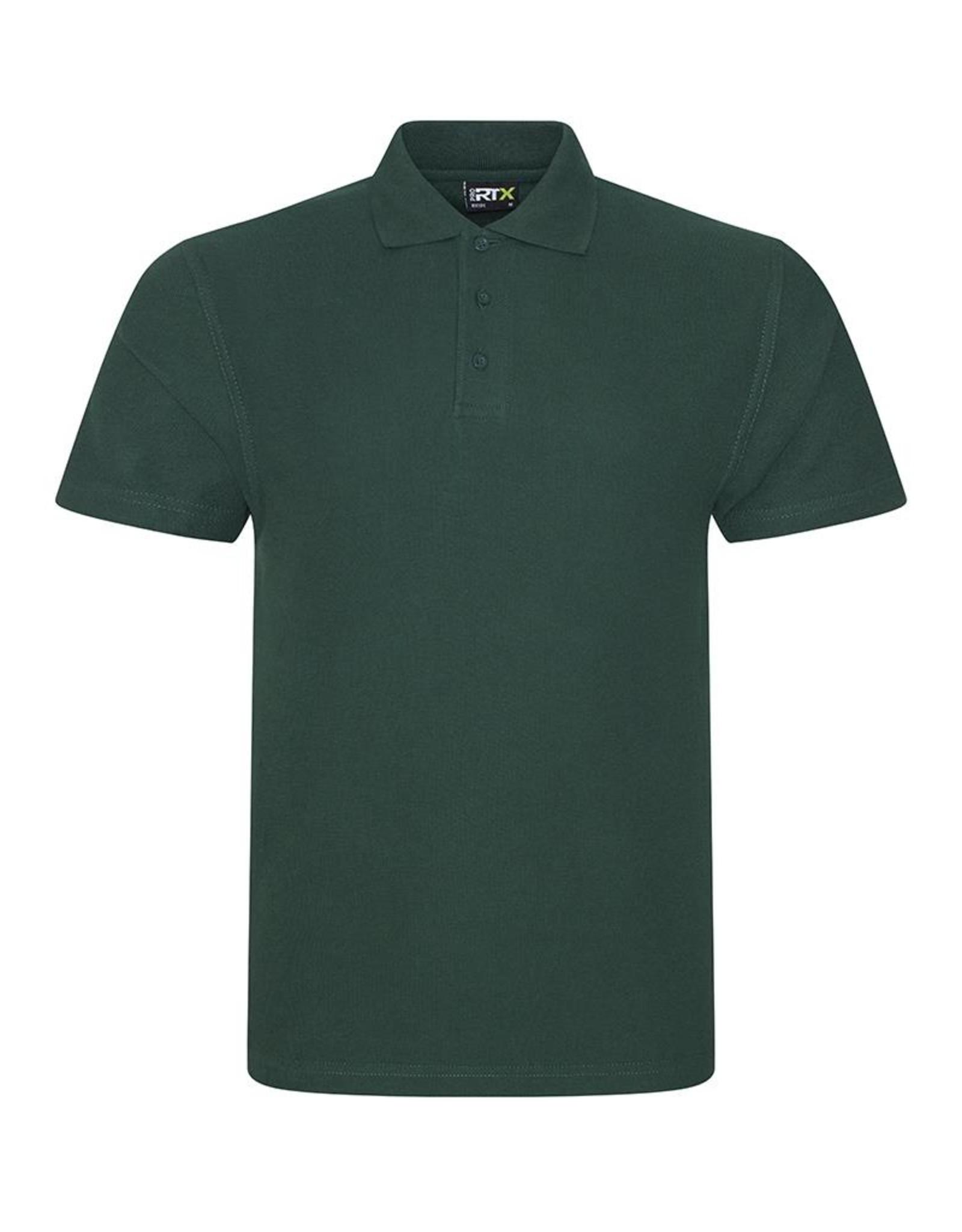 Pro RTX POLOSHIRT piqué workwear bosgroen