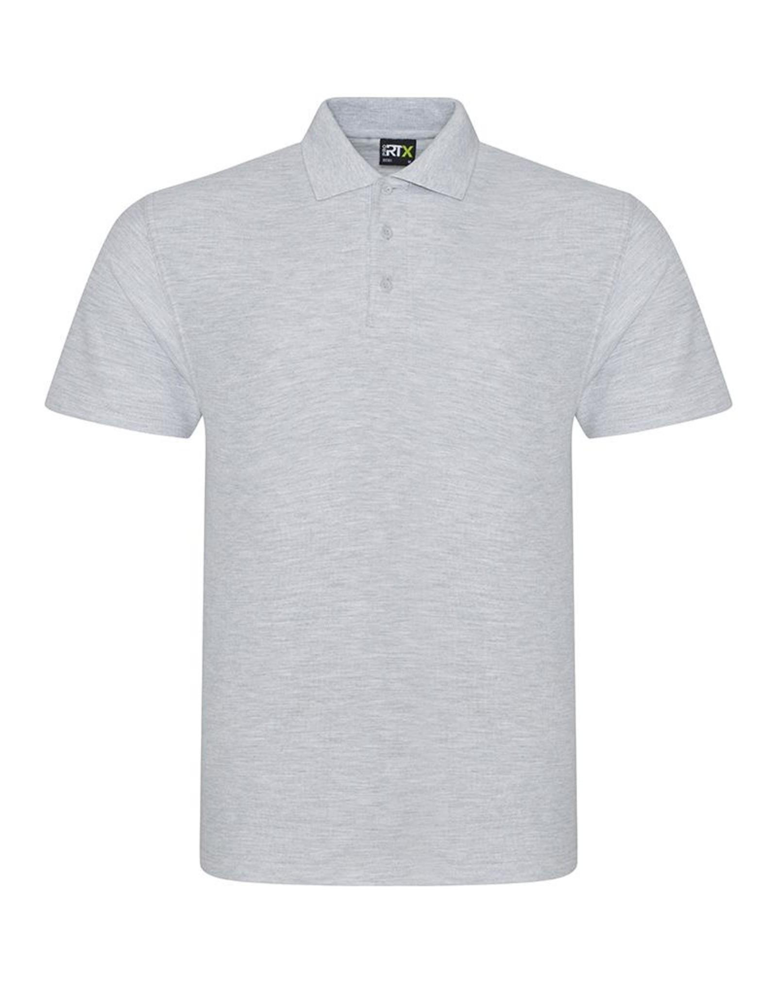 Pro RTX POLOSHIRT piqué workwear grijs