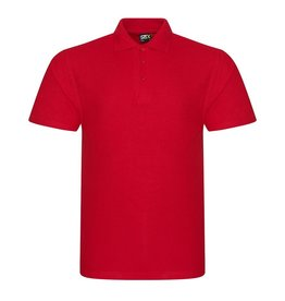 Pro RTX POLOSHIRT piqué workwear rood