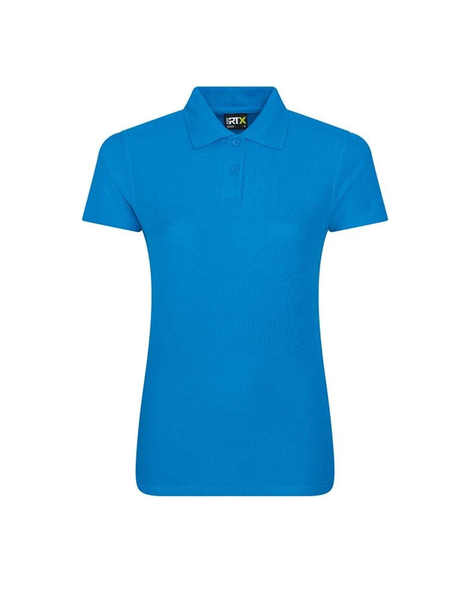 Pro RTX Dames POLOSHIRT piqué workwear atoll
