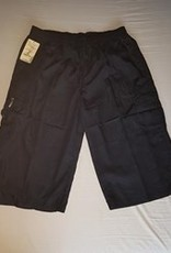 Little KHAKI HEREN SHORT knielang navy