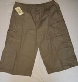 Little KHAKI HEREN SHORT knielang army