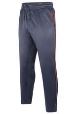 Kam Jeans JOGGINGBROEK glanzend met streep navy