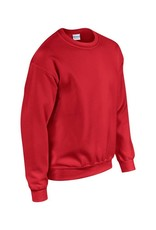 Gildan SWEATER 'heavy blend' rood