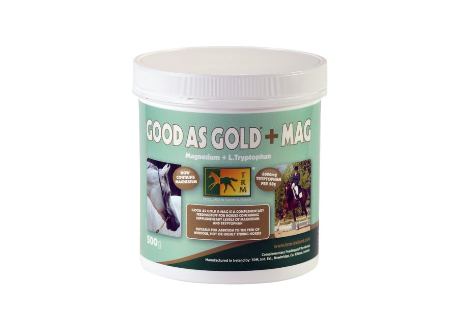 TRM Good As Gold + MAG