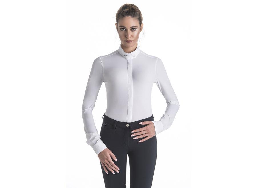 EGO7  Polo Show Shirt Long Sleeve