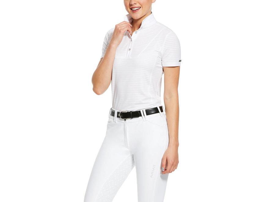 Damen Lanni Show Shirt Weiß