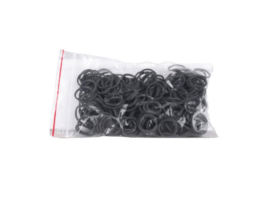 Rubberen elastiekjes Braidettes