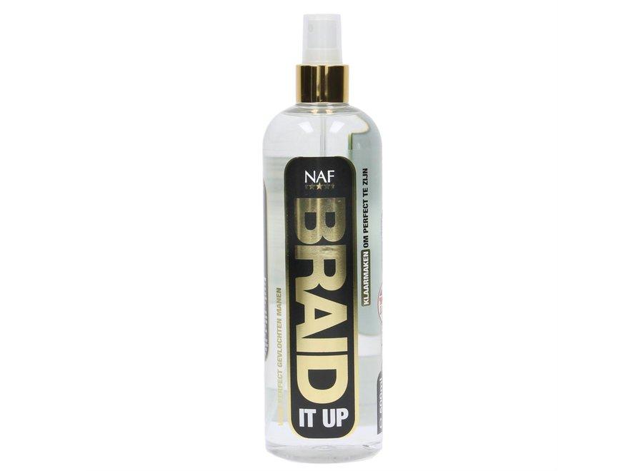 NAF Braid It Up