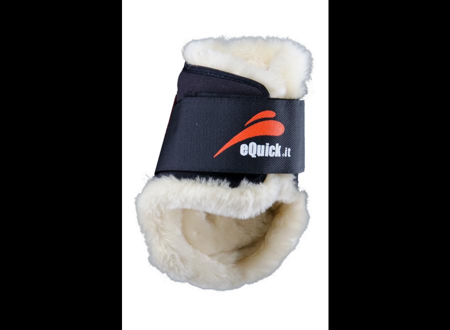 eQuick eShock Kogelbeschermer Velcro Fluffy
