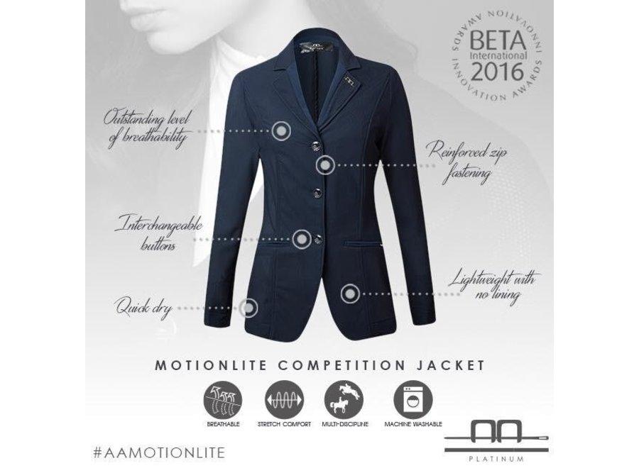 ladies AA Motion Lite turnierjacket Black