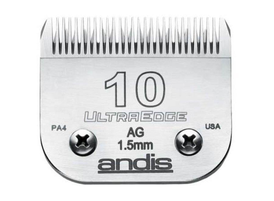 Scheermessen UltraEdge 10, 1.5 mm