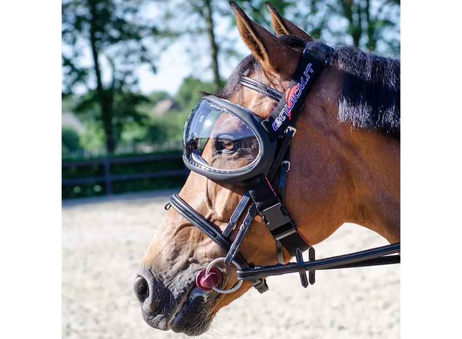 eVysor Pferde Schutzbrille