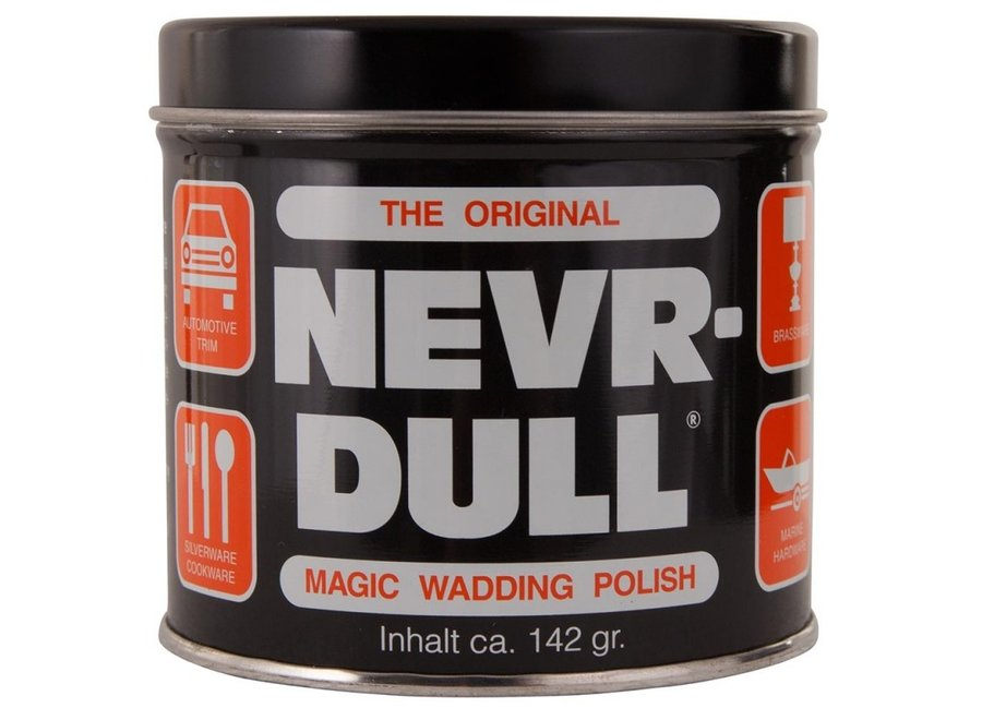 Nevr-dull magic polieren wads