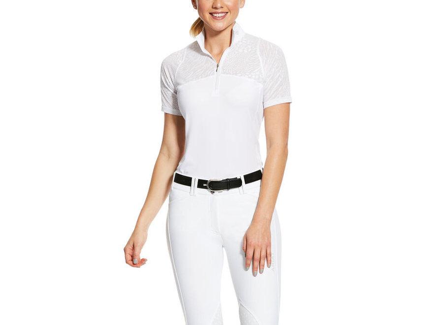 Damen Airway Show Shirt Weiß