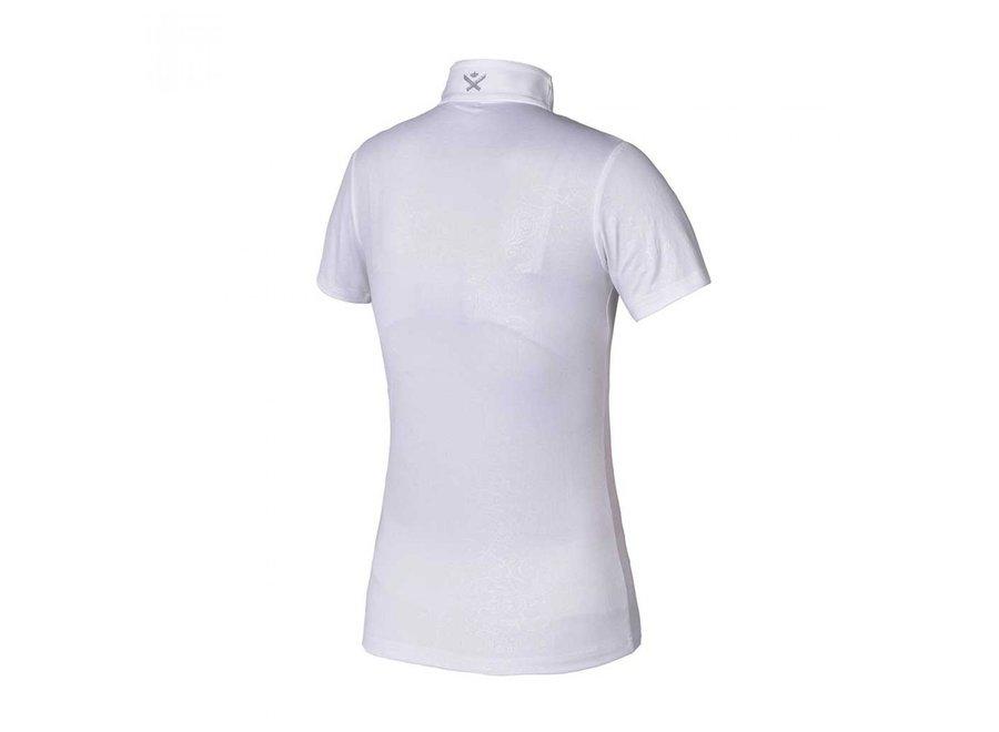 Coco Damen Show Shirt Weiß