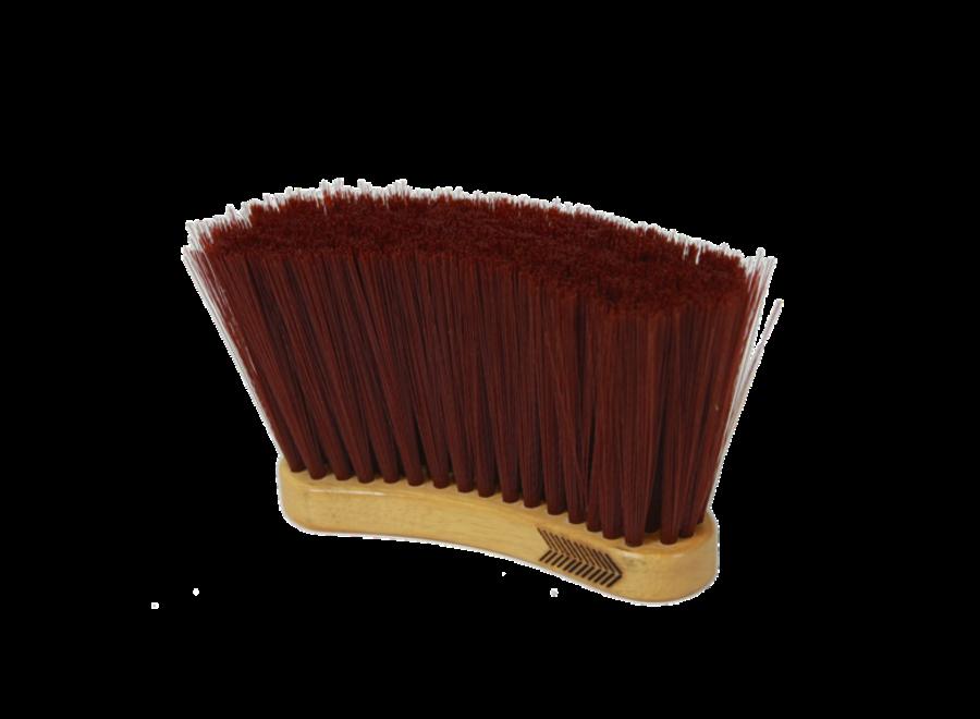 Middle Brush Long Braun