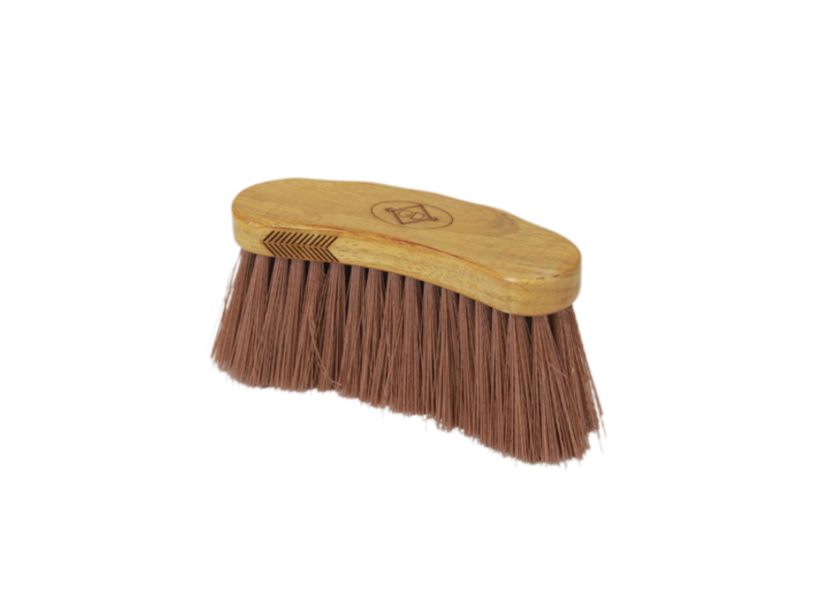 Middle Brush Medium Braun