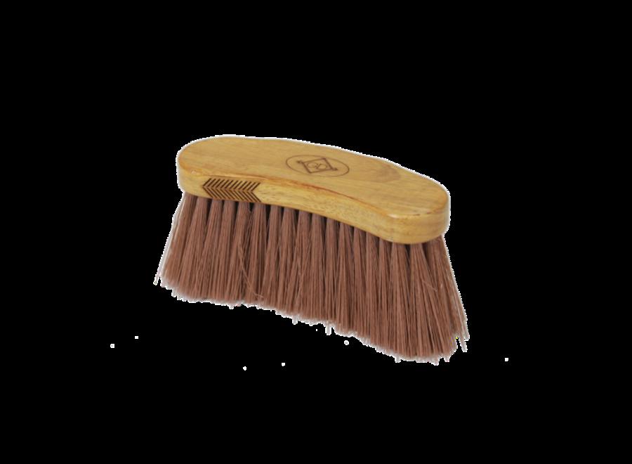 Middle Brush Medium Bruin