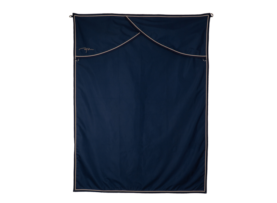 Boxenvorhang