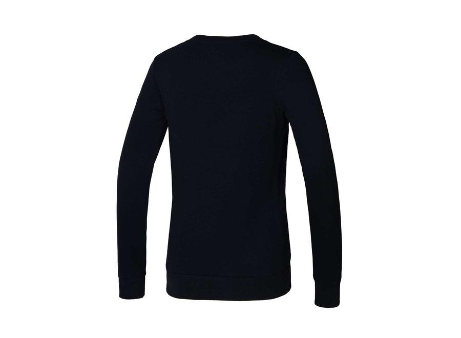 Tylee Sweatshirt Damen Black