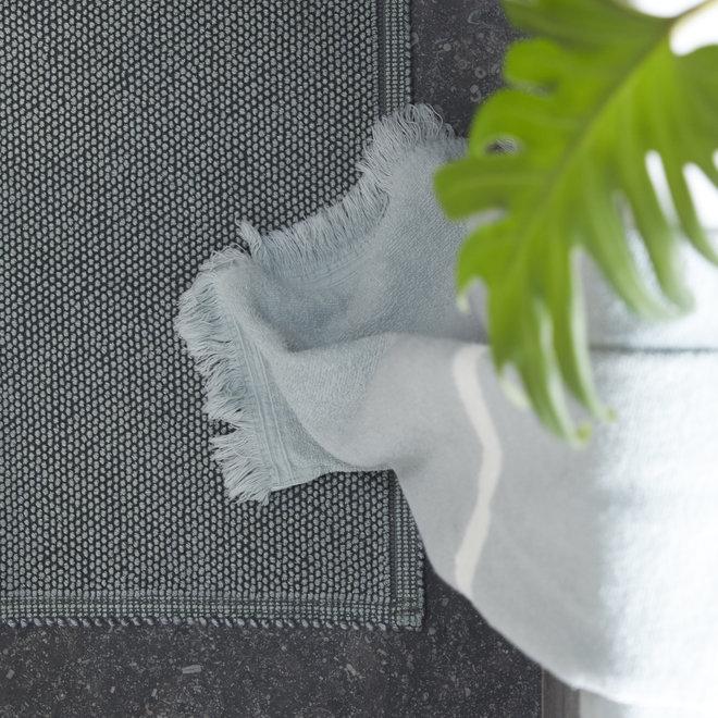 Crete bath mat