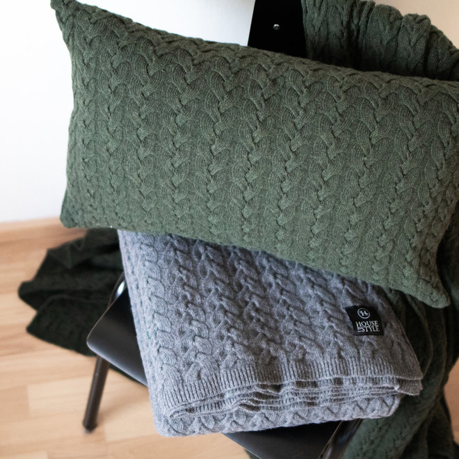 Holm decorative cushion
