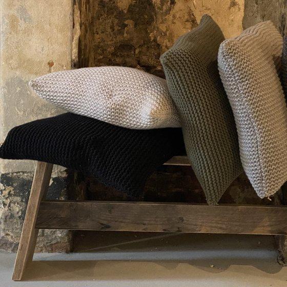 Housse de coussin decoratif Devon