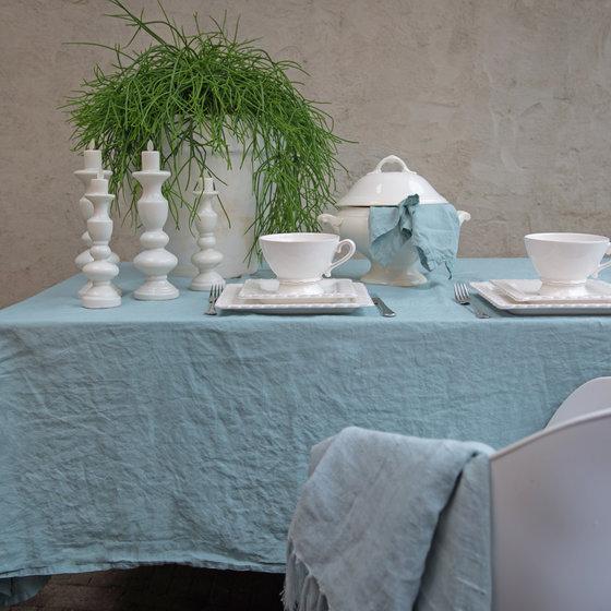 Maxime tablecloth and napkin