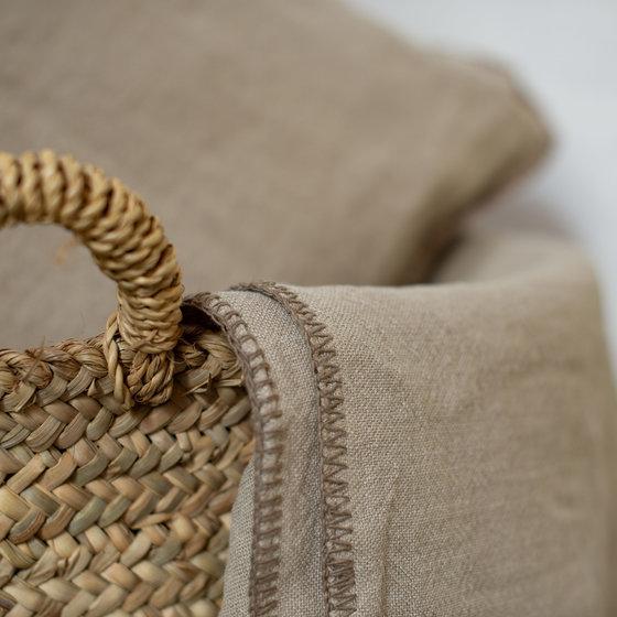 Housse de coussin decorative Nina