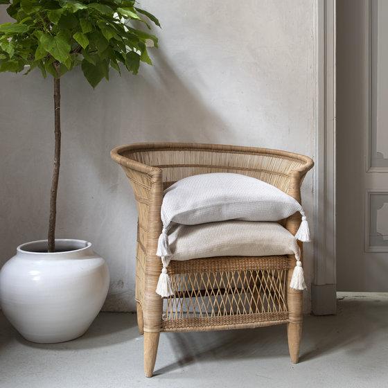 Sardinie decorative cushion cover