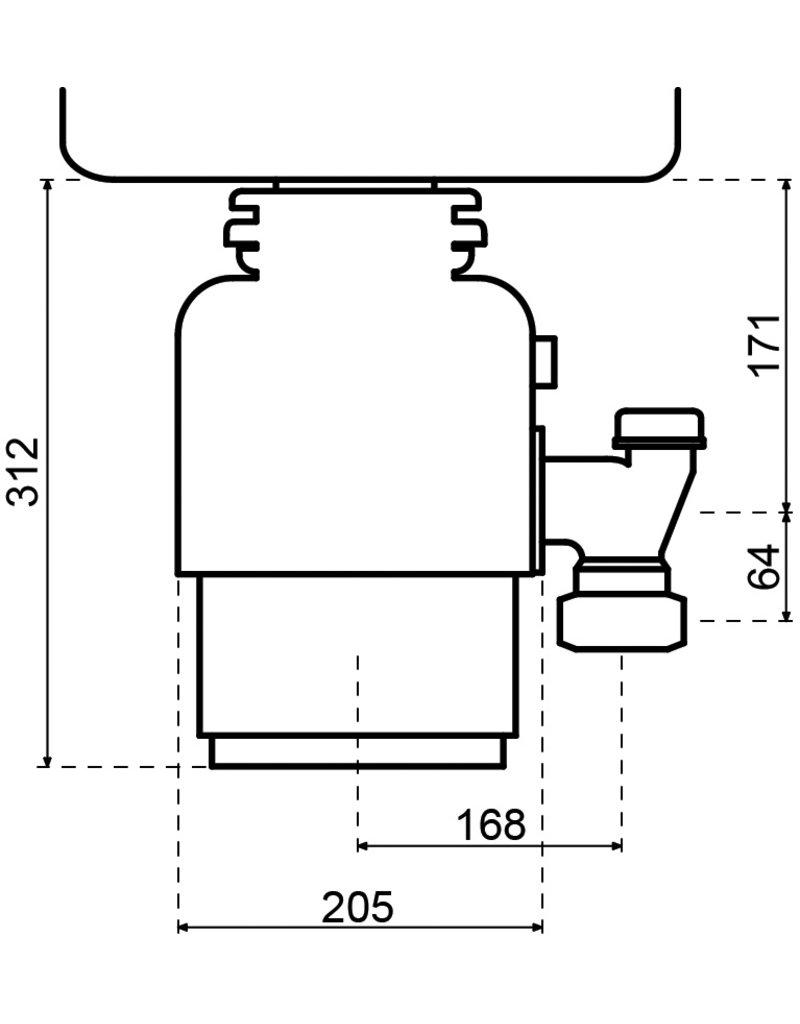 Insinkerator Insinkerator Evolution 100