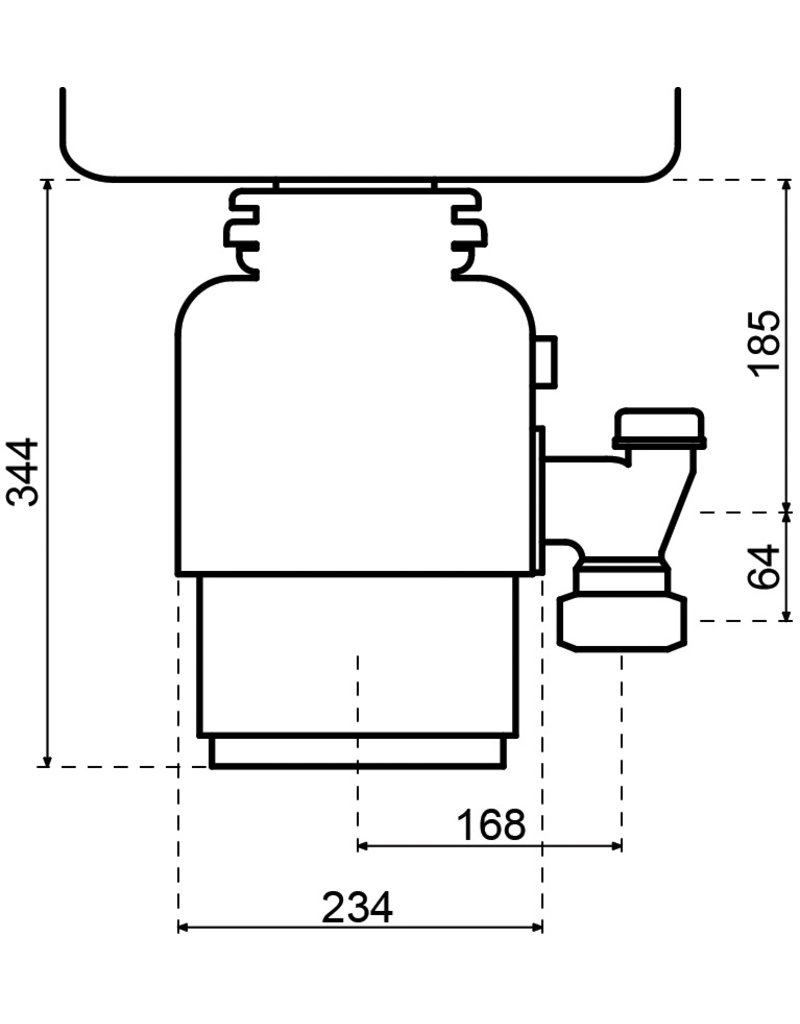 Insinkerator Insinkerator Evolution 200