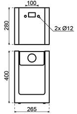Inventum Q10 Hotfill