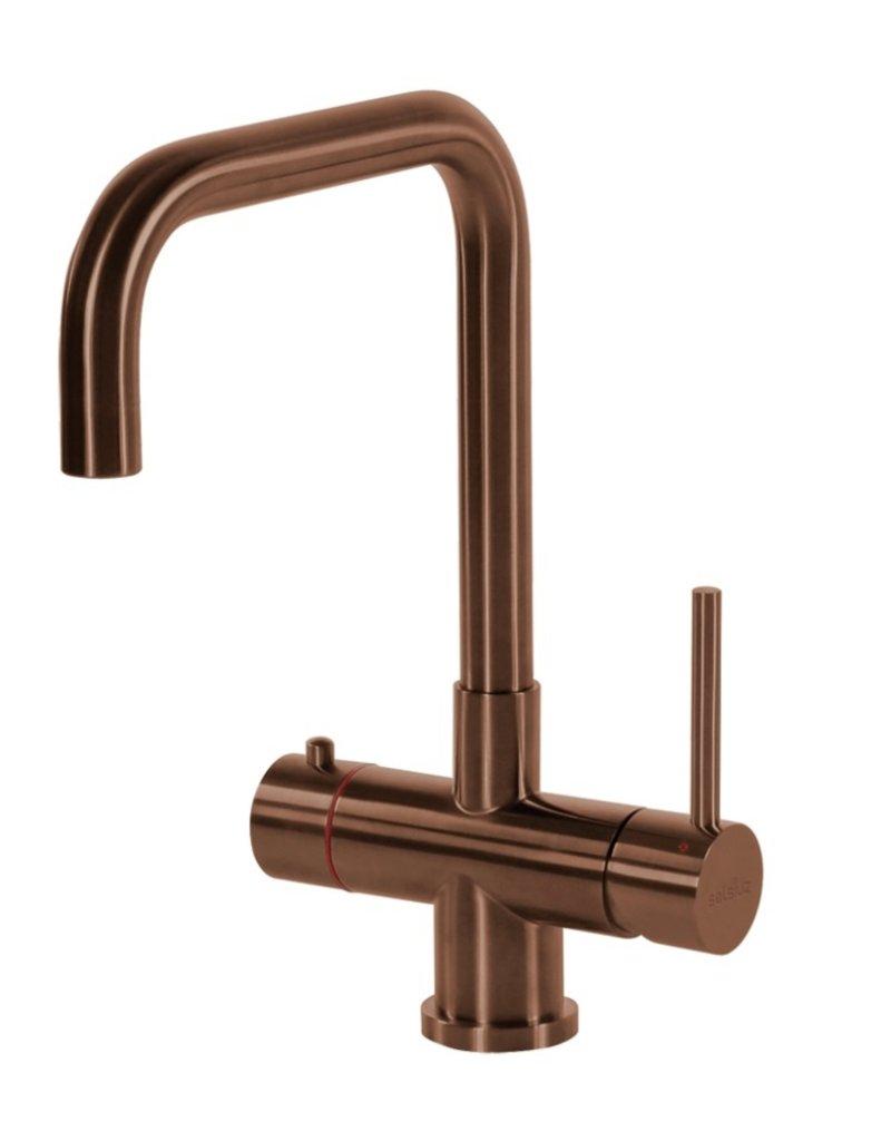 Selsiuz Selsiuz Haaks Copper met Combi Extra (Combi+) boiler